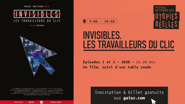 Table ronde :  Les invisibles
