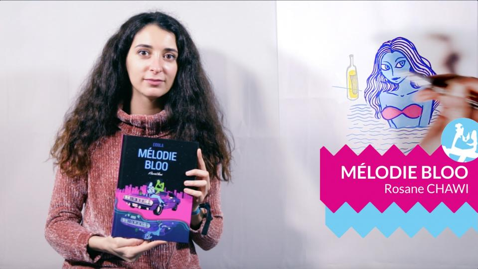 Interview Mélodie Bloo