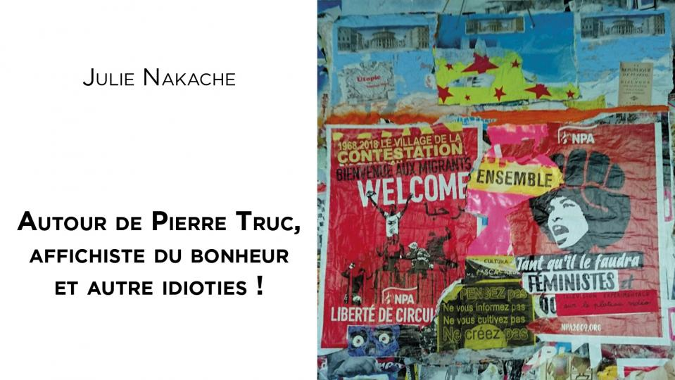 Autour de Pierre Truc