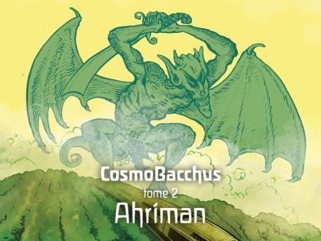 TRAILER CosmoBacchus tome 2 : Ahriman
