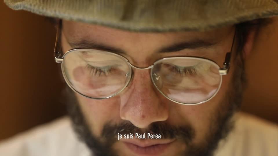 PAUL PEREA LE CUISINIER MILITANT