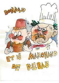 Donald et le marchand de kebab