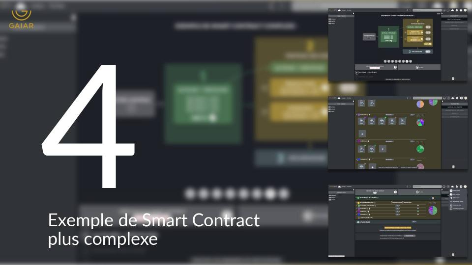 04 - Exemple Smart Contract complexe
