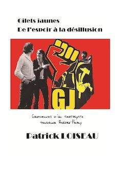 GJ 2 DE L'ESPOIR A LA DESILLUSION REPRISE PAPIER BLANC